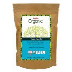 Radico 100 ORGANIC Certified Hair Treatments & Conditioning Herbs Powder (Neem)