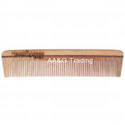 Healthy Ideas Daily Hand Crafted Herbal Neem Wood Comb