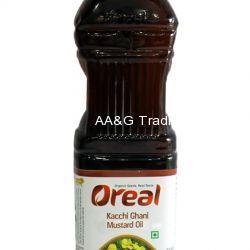 Oreal Mustard Oil     Kacchi Ghani Bottle (500ml)