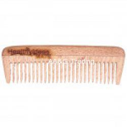 Healthy Ideas Mate Hand Crafted Herbal Neem Wood Comb