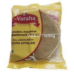 Srivaraha Chollam (Corn) Appalam (100g)
