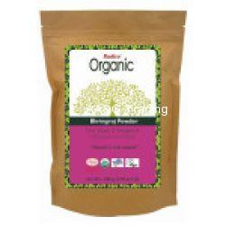 Radico 100 ORGANIC Certified Hair Treatments & Conditioning Herbs Powder (Bhringraj)