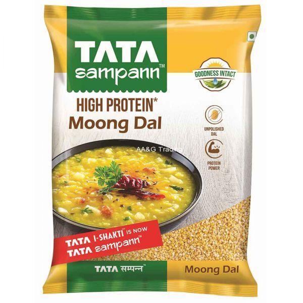 Tata Sampann Unpolished Moong Dhuli (500g)