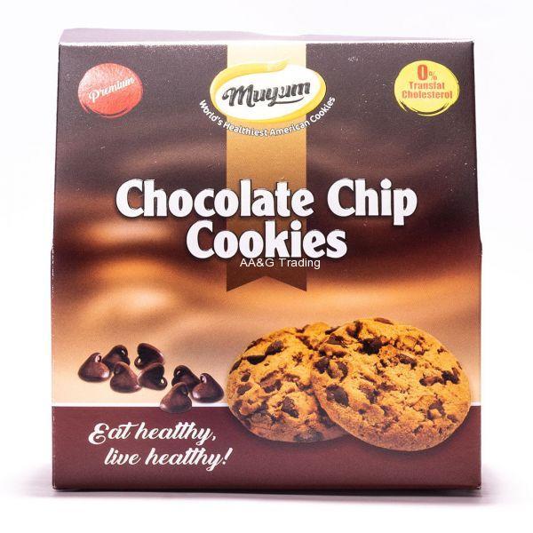 Muyum Chocolate Chip Cookies 100g