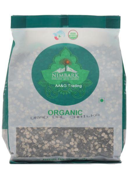 Nimbark Organic Urad Dal Chilka (500g)