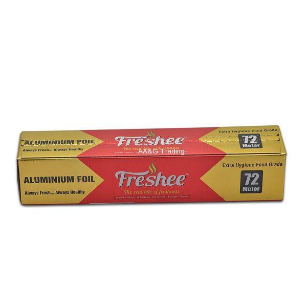 Freshee Aluminium Foil (72 Mtr)