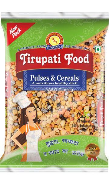 Tirupati Food Panchmel Mix Dal      Pulses (1Kg)