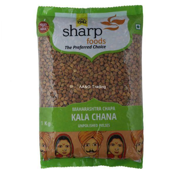 Sharp Food Kala Chana (1Kg)