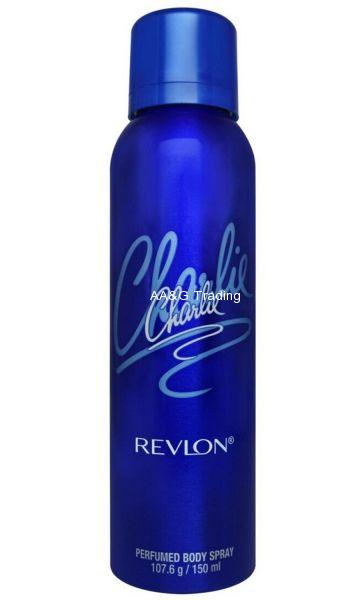 Revlon Charlie Blue Perfumed Body Spray 150 ml