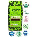 Radico COLOUR ME 100 Organic USDA Certified Hair Colour (Mahogany)