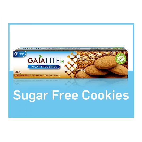 Gaia Lite Sugar Free Cookies (200g)