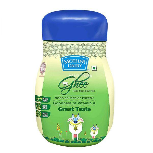 Mother Dairy Cow Ghee Jar (500 ml)