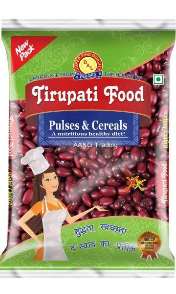 Tirupati Food Rajma Sharmili   Kidney Beans (1Kg)