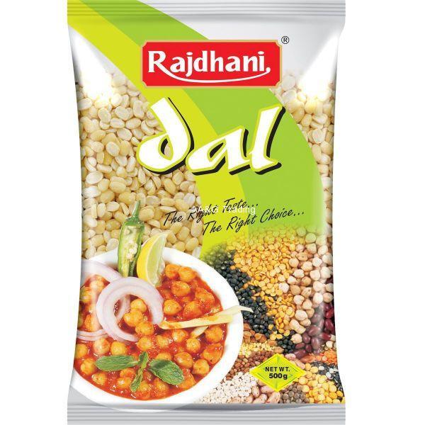 Rajdhani Moong Dhuli Dal     Pulse (500g)