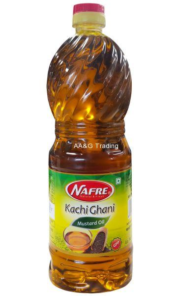 Nafre Mustard Oil Kacchi Ghani (1 Ltr)