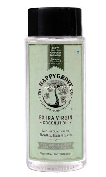 The HappyGrove CoExtra Virgin Coconut Oil (200ml)