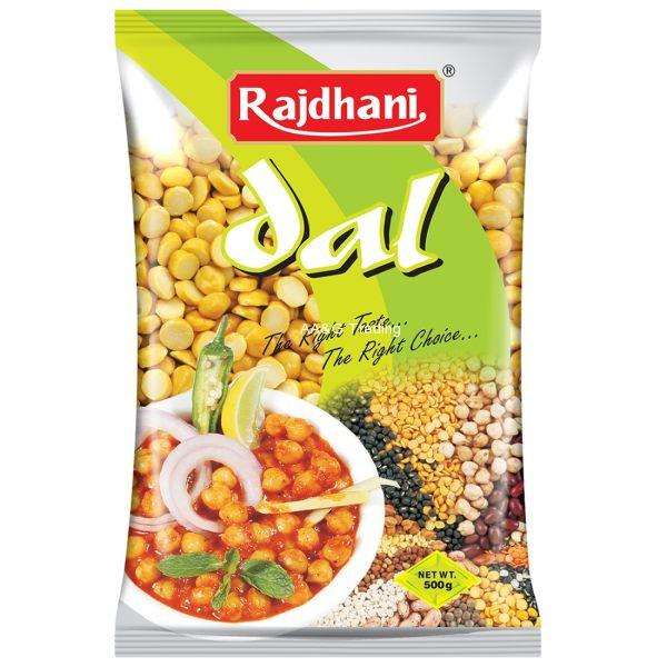 Rajdhani Chana Dal (500g)