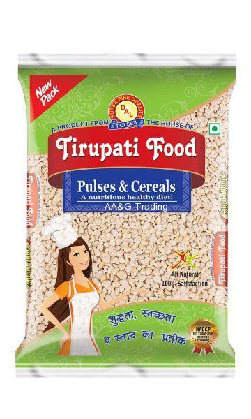 Tirupati Food Dhuli Urad Dal    Pulses (500g)