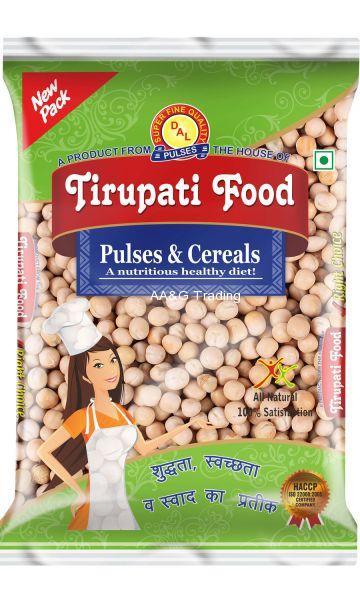 Tirupati Food Safed Matar (1Kg)
