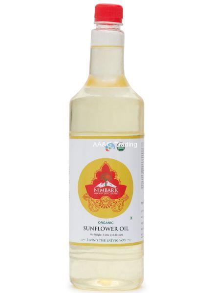 Nimbark Organic Sunflower Oil (1Ltr)