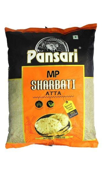 Pansari Mp Sharbati Atta (5 Kg)