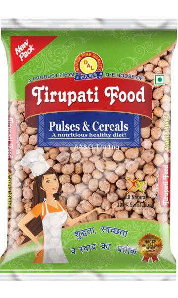 Tirupati Food Kabuli Chana  Chhole (1Kg)