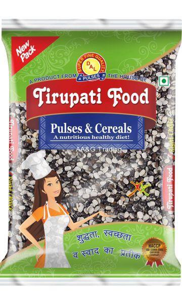 Tirupati Food Chilka Urad Dal  Pulses (1Kg)