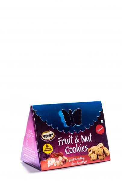Muyum Fruit and Nut cookies 60g