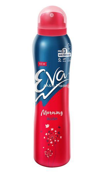 Eva Morning Blush Skin-Friendly Deodorant for Women (125 ml)