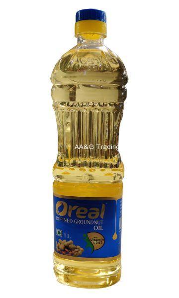 Oreal Ground Nut Oil (1Ltr)
