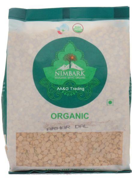 Nimbark Organic Arhar Dal (500g)