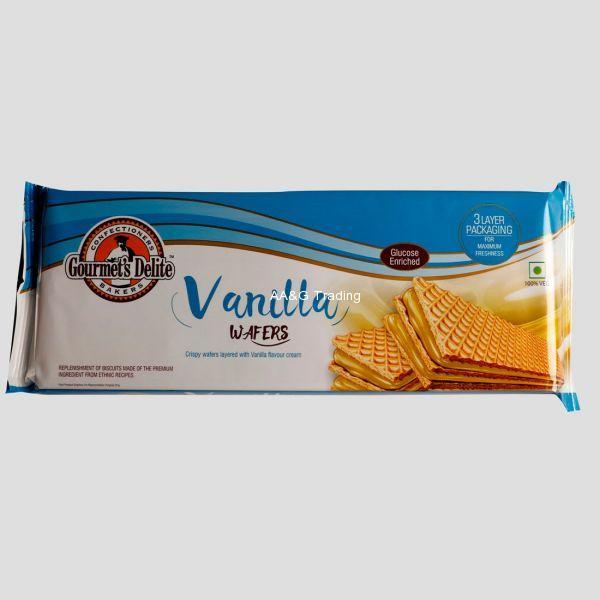 Gourmets Delite Vanilla Wafers (150g) (Buy 1 Get 1 Free)
