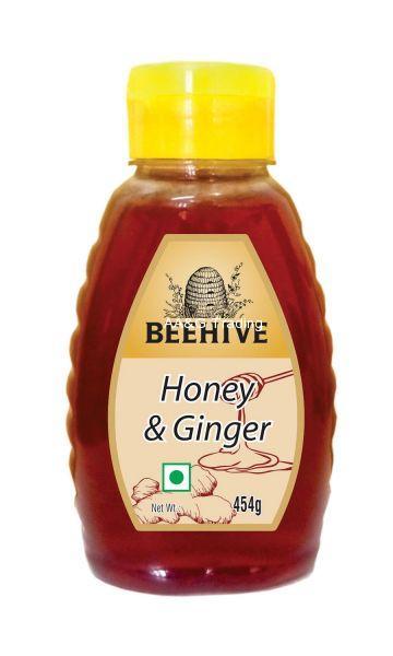Beehive Ginger Honey (454 g)