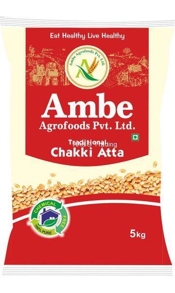 Ambe Traditional Chakki Atta (5Kg)