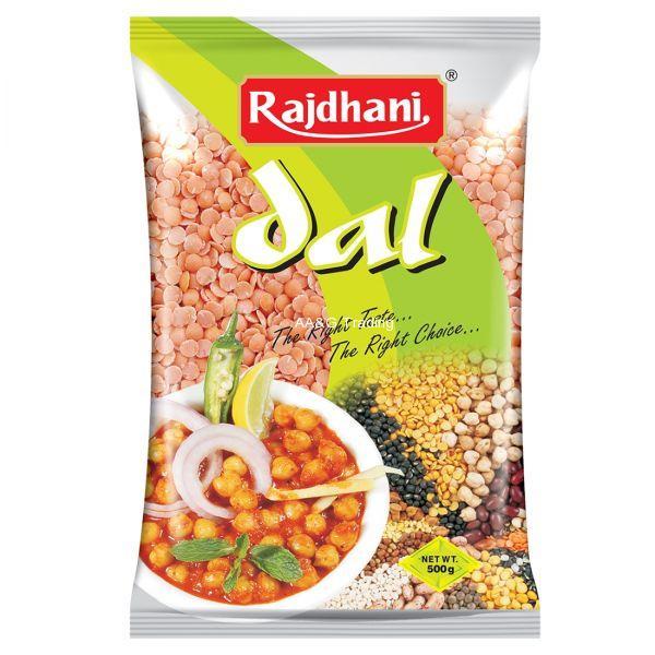 Rajdhani Masri Dal   Pulses (500g)