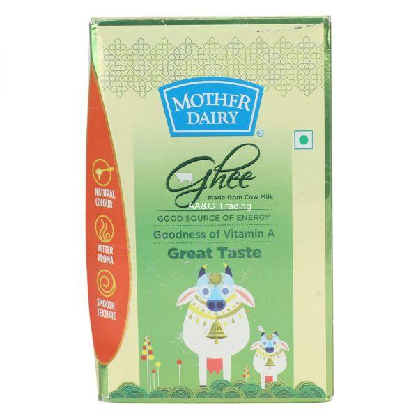 Mother Dairy Cow Ghee (1 Ltr)