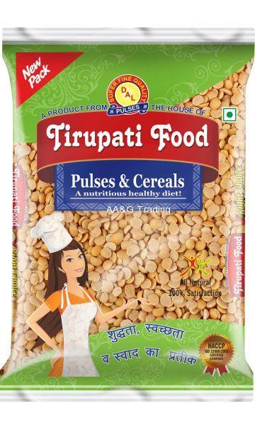 Tirupati Food Arhar Dal       Toor Dal        Pulses (1Kg)