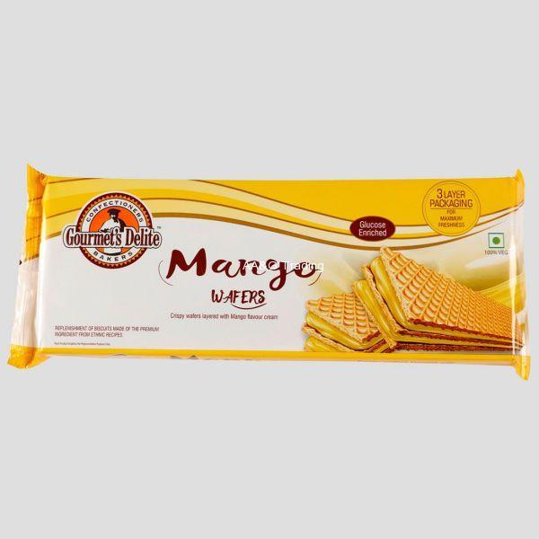Gourmets Delite Mango Wafers (150g) (Buy 1 Get 1 Free)