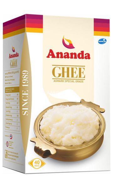 Ananda Special Grade Desi Ghee (1Ltr)