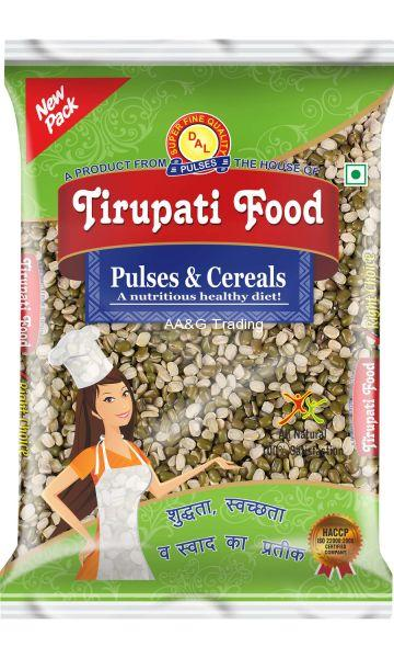 Tirupati Food Chilka Moong Dal (1Kg)