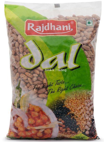 Rajdhani Rajma Chitra (1Kg)