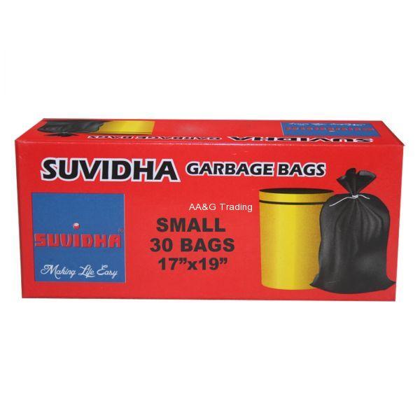 Suvidha Garbage Bag (Size 17 X 19)