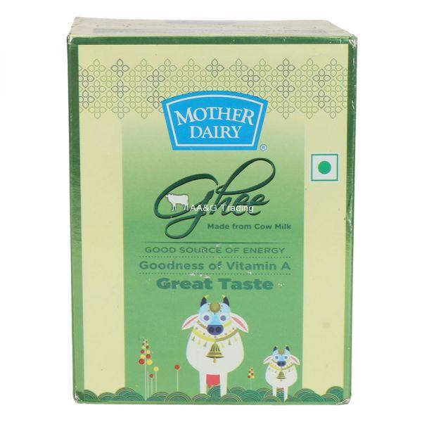 Mother Dairy Cow Ghee (500 ml)