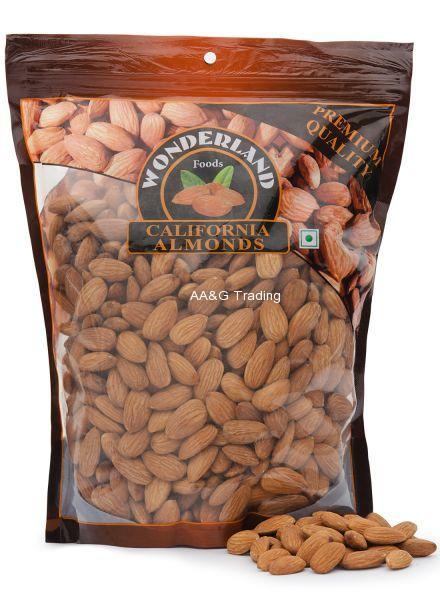 Wonderland Raw Almond (500g)