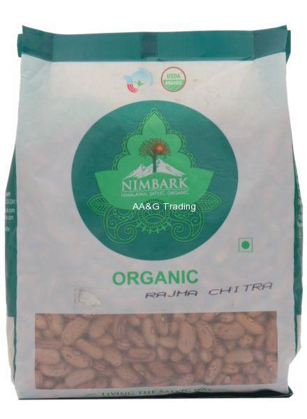Nimbark Organic Rajma Chitra (500g)