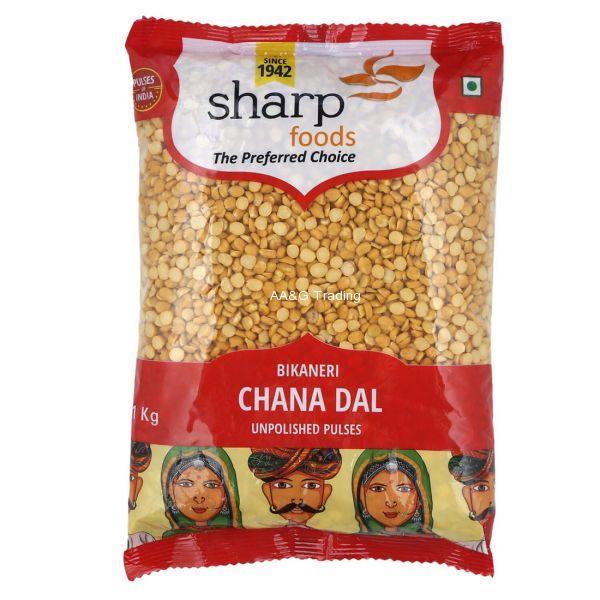 Sharp Food Chana Dal (1Kg)