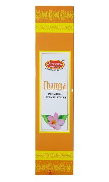 Veeana Champa Agarbatti   Incense Sticks with Match Box