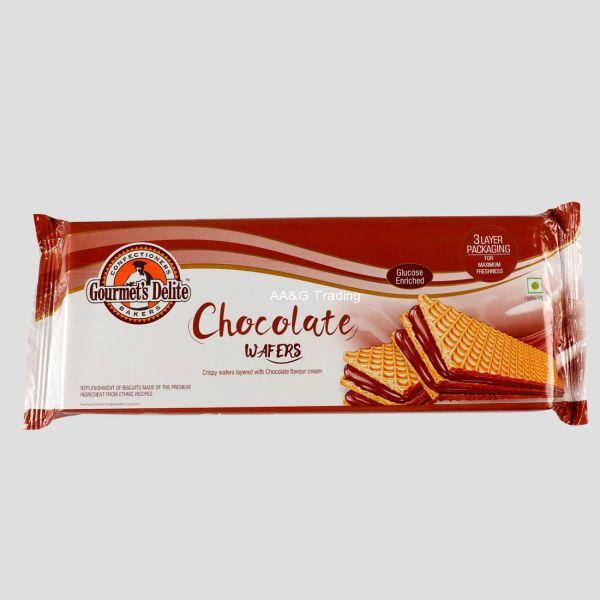Gourmets Delite Chocolate Wafers (150g) (Buy 1 Get 1 Free)