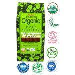 Radico COLOUR ME 100 Organic USDA Certified Hair Colour (Burgundy)