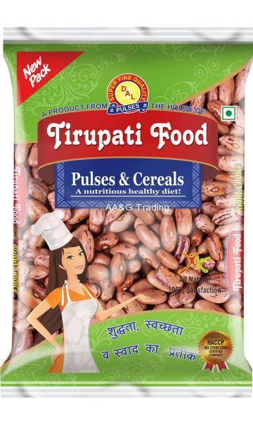Tirupati Food Rajma Chitra    Kidney Beans (1Kg)